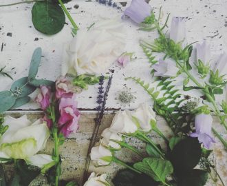 Beautiful Summer Wedding Flowers Inspiration Bristol UK