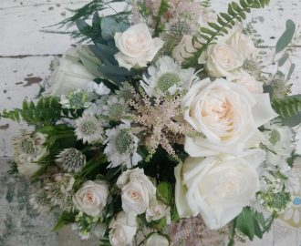 Beautiful Summer Wedding Flowers Bristol UK