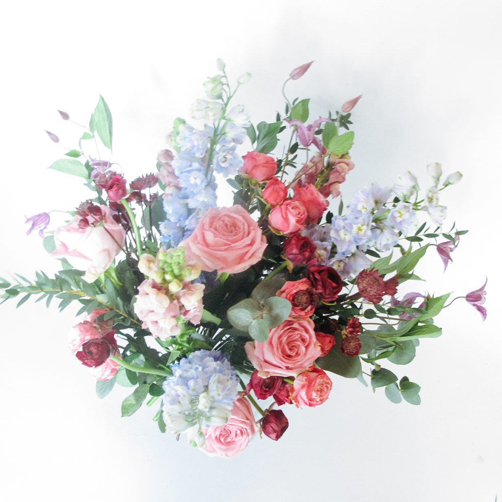 Megan Lily Floral Design - Mothers Day Bouquet Delivery Bristol