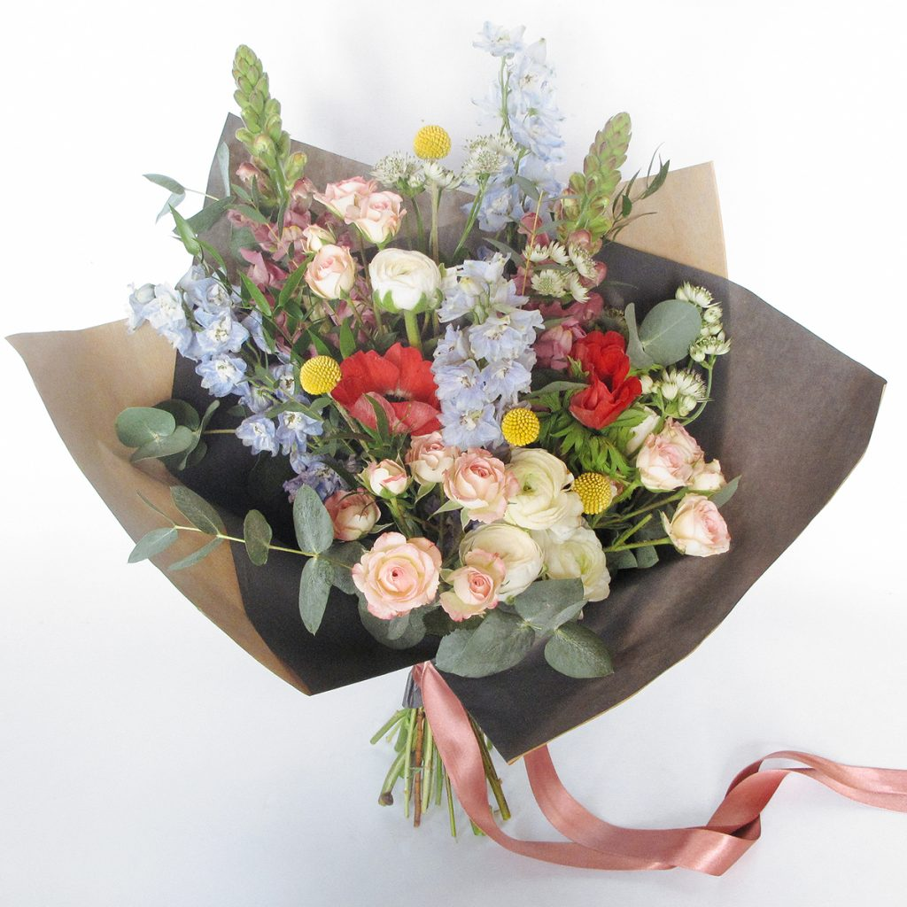 Megan Lily Floral Design - Mothers Bouquet delivery Bristol
