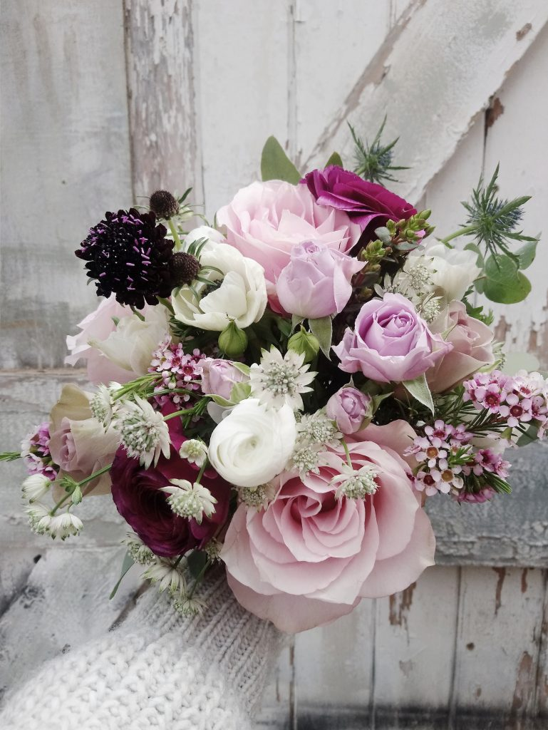 Megan Lily Floral Design Stunning Spring wedding flowers